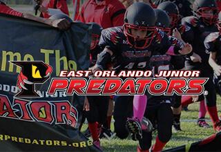 Ocasio Consulting sponsors the East Orlando Jr Predators