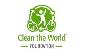 Custom Logo Design for Clean the World Foundation by Ocasio Consulting, LLC.