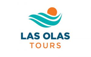 Custom logo design for Las Olas Tours by Ocasio Consulting