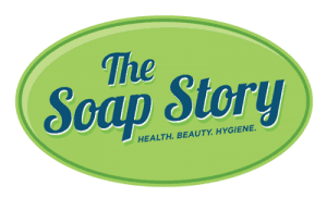 the story of soap logo design by Ocasio Consulting