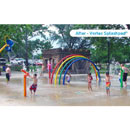 Vortex Splashpad increases attendance and generates revenue in City of Norman as OK replaces aging wading pool
