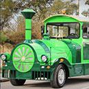 Delga - Tourist Train