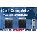 SUZOHAPP unveils the new CashCompleteTM range at G2E.