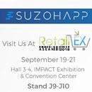 SUZOHAPP to participate at RetailEX ASEAN tradeshow.