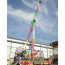 Speed Fairground Ride By KMG