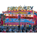 Discovery Fairground Ride By KMG