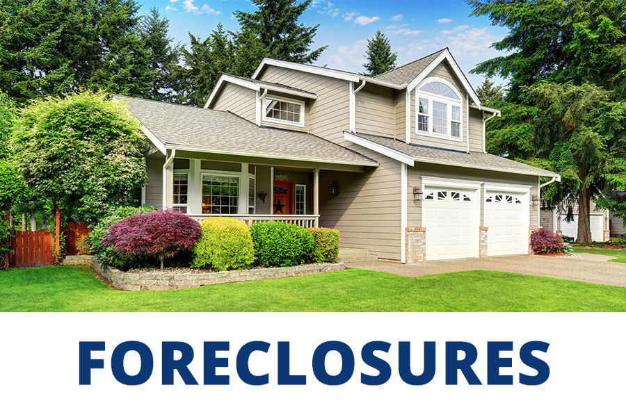 Fairfax foreclosure homes for sale