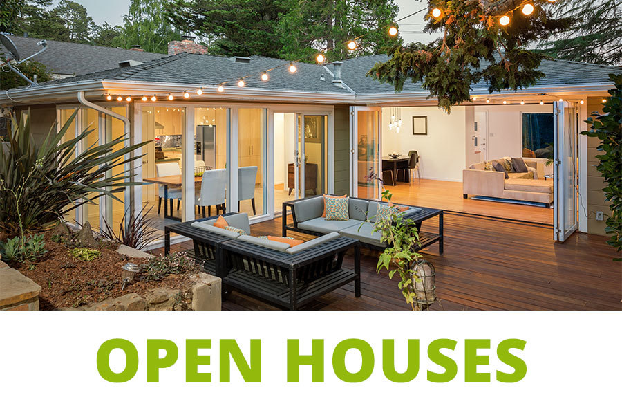 Fairfax Open Houses