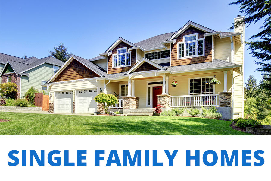 Ashburn single family homes