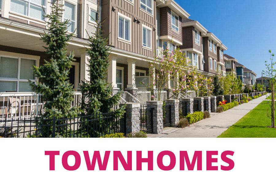 Fairfax townhomes for sale