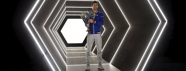 دجوكوفيتش،هرم التنس العالمي حاليا