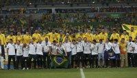 أخيراً البرازيل تتوج بالذهب الأُولمبي