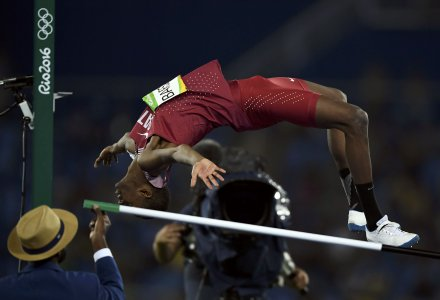ألعاب القوى العربية في أُولمبياد ريو 2016
