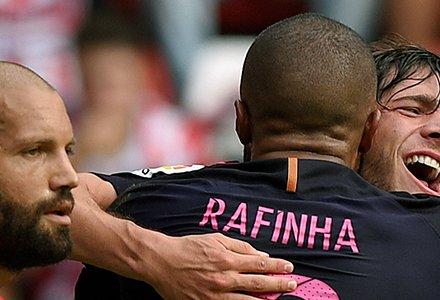 سيرجي روبيرتو ينسي جماهير برشلونة فقدان آلفيس