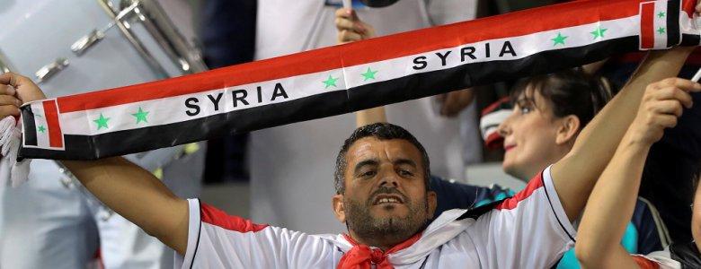 منتخب سوريا وحلم الوصول إلى المونديال