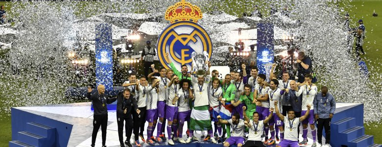ريال زيدان يتفوق على  اليوفي بملعب كارديف ويعانق التاريخ