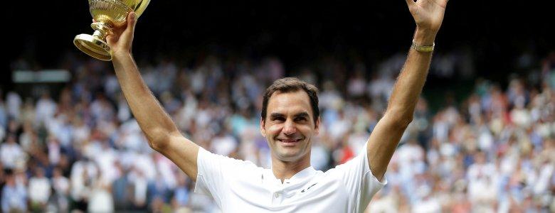 روجر فيدرر اسطورة التنس الحية