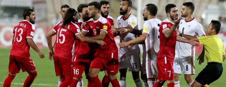المنتخب السوري يصنع المجد ويعبر للملحق الاسيوي لتصفيات كأس العالم!