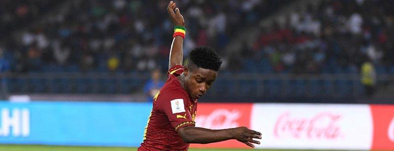 فوز غانا وتعادل نيوزيلندا وتركيا