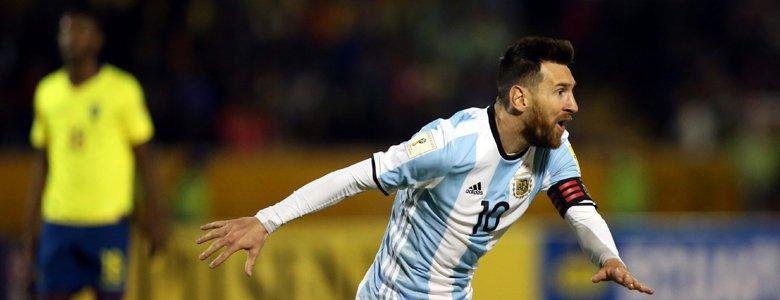 بطل الأبطال يقود الأرجنتين الى المونديال