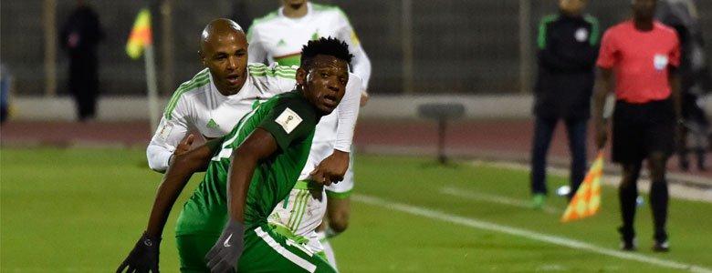 الجولة ال6 من تصفيات مونديال روسيا 2018- الجزائر1- نيجيريا1: الحكم ينقذ ماجر من أول تعثّر