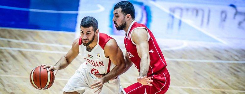 تصفيات كأس العالم لكرة السلة: خسارة موجعة لسورية أمام الأردن