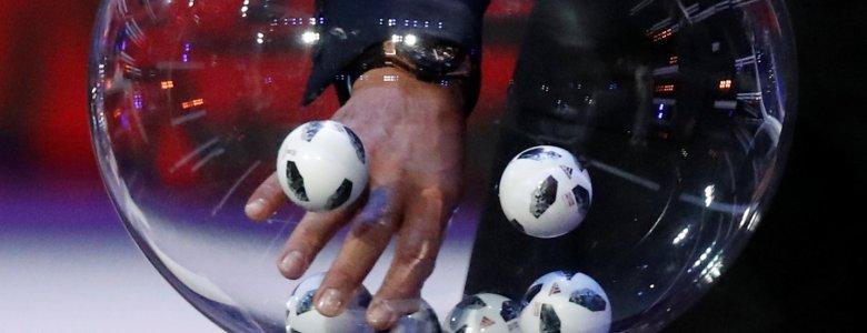 نظرة على قرعة كأس العالم
