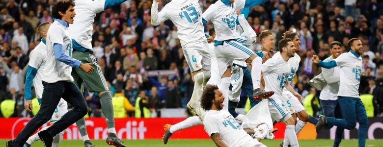 حرب التكتيكات تميل مع الأبيض - ريال مدريد يمضي على أرقامه القياسية بختمه الملكي و بايرن ميونيخ يندب حظه العثر أمام الأندية الإسبانية !