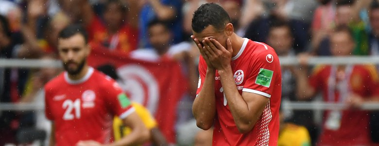 تونس تنهار وتسقط بخماسية مدوية أمام بلجيكا