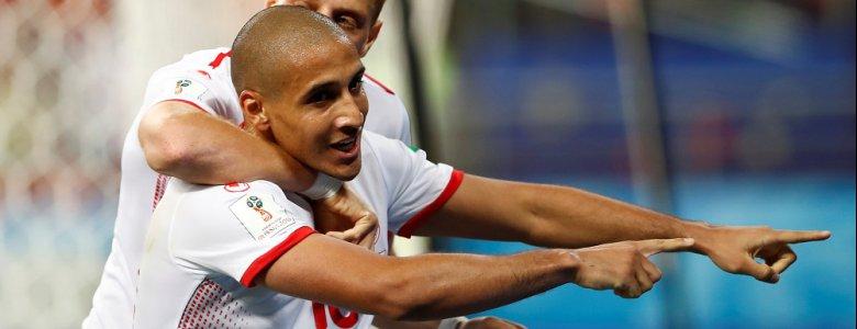 تونس تفوز على باناما في مونديال روسيا 2018 بعد ٱخر فوز على المكسيك منذ 40 عاما...