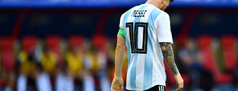 مستقبل ميسي مع المنتخب الارجنتيني