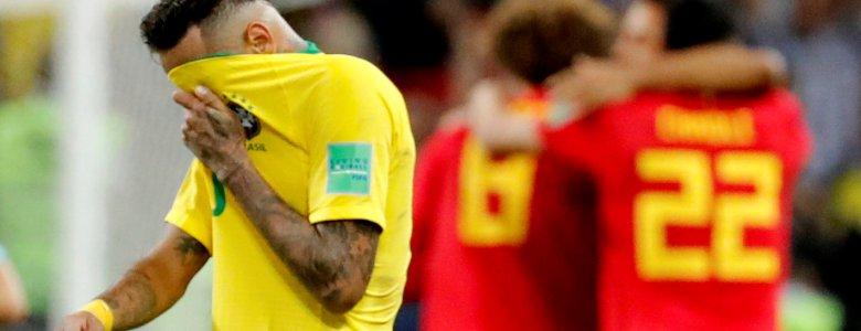 بلجيكا جيل من ذهب، وعن فوز منتخب فرنسا وما مدى تأثير غياب كافاني، وهل إنجلترا محظوظة؟