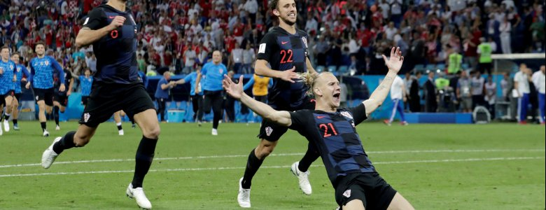 كرواتيا تقصي روسيا وتستعيد ذكريات مونديال فرنسا 1998