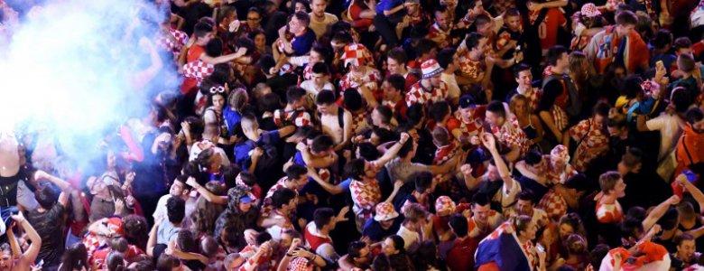 كرواتيا تطيح بإنجلترا وتبلغ نهائي المونديال لأول مرة في تاريخها