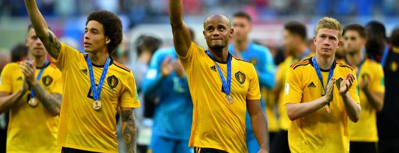 بلجيكا تتفوق على إنجلترا وتنهي مشاركتها في مونديال روسيا 2018 بالمركز الثالث