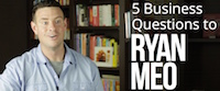 Watch the video with Ryan Meo