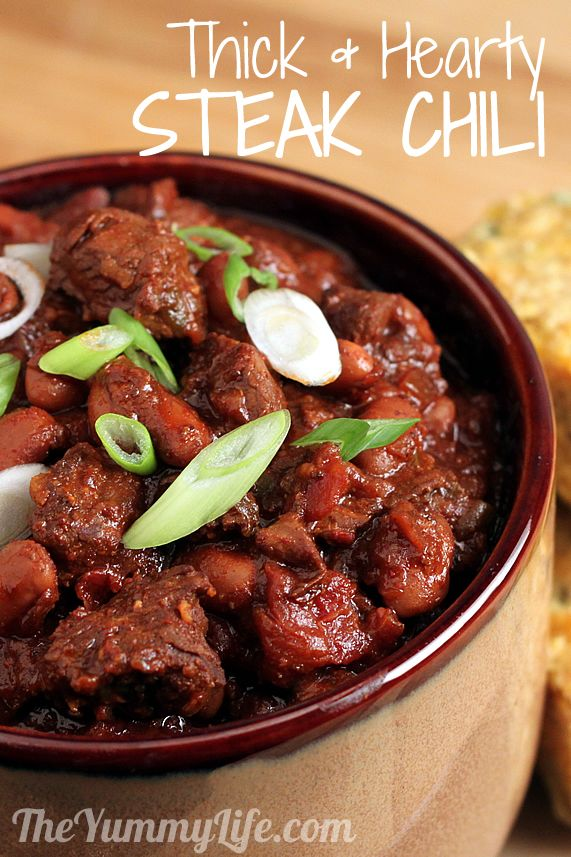 Canned Chili Recipes Meals