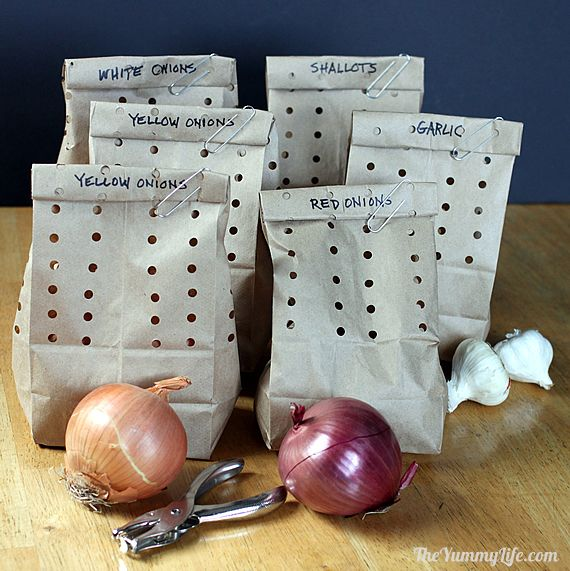 how to store onions garlic shallots. Black Bedroom Furniture Sets. Home Design Ideas