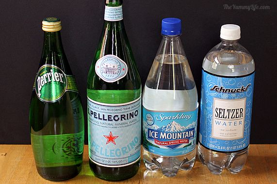naturally flavored sparkling water easy ideas for sodastream or bottled waters a healthy alternative