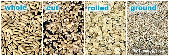 Permalink to Are Rolled Oats The Same As Old Fashioned Oats