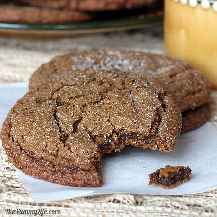 Grandma S Molasses Cookies