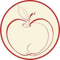 blank applesauce label