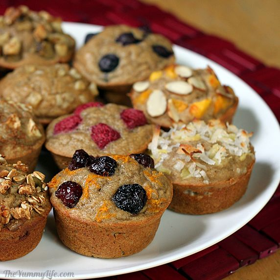 Make Ahead Magic Muffins