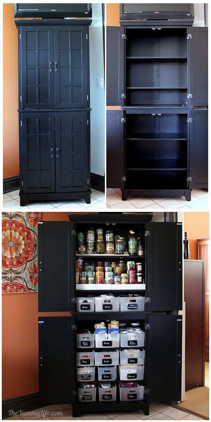 diy kitchen pantry cabinet instant diy pantry cabinet 6859