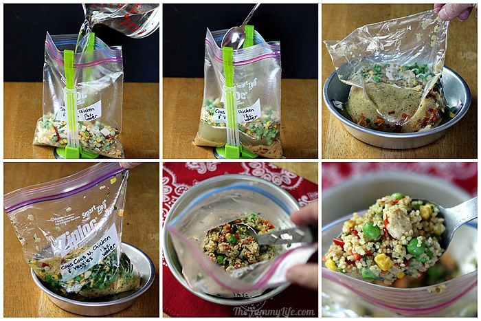 6 Instant Meals-On-The-Go