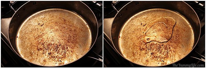 Pan for Asian Peanut Noodles | The Yummy Life