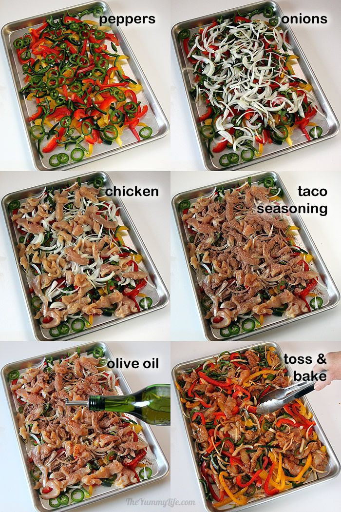 Baked Chicken Recipes Easy 4 Ingredients Taco Seasoning