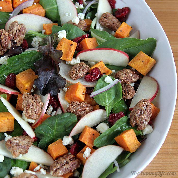 Best Of Autumn Salad