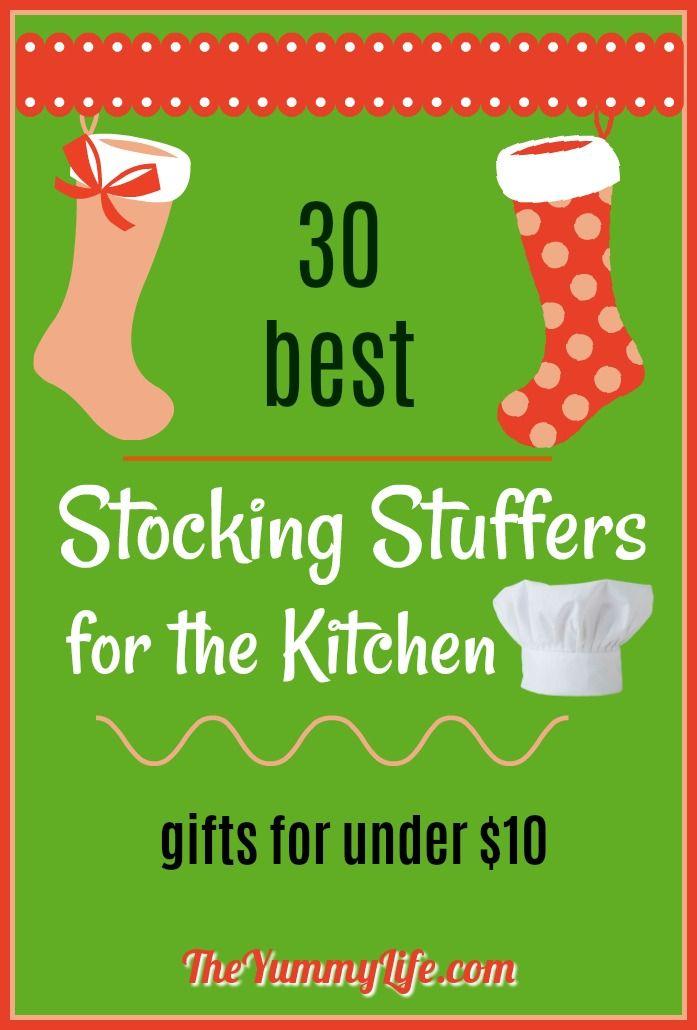 Test Kitchen Stocking Stuffers