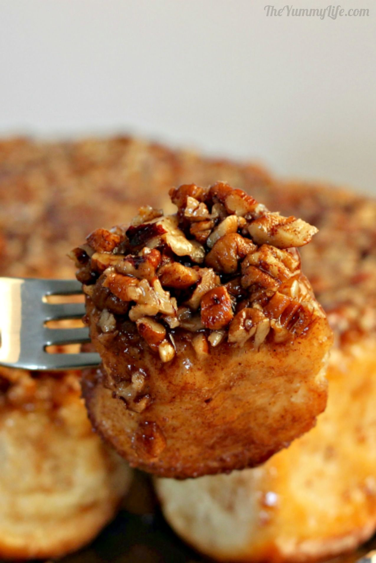 Pull Apart Sticky Buns An Easy Make Ahead Recipe